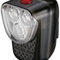 Light Akslen HL 80 Led HeadLight Black