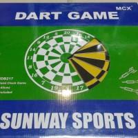 Jual Dart Game Sunway Besar Murah