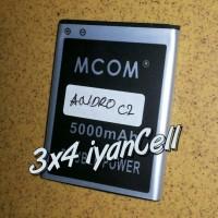 Baterai/battery Smartfren Andromax C2 (mcom) 5000mah