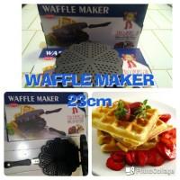 harga Cetakan Waffle / WAFFLE MAKER PAN Tokopedia.com
