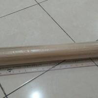 bungkus coklat JNE/TIKI ukuran besar (60x90) cm