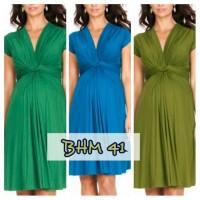Mini Dress Hamil Menyusui - bhm 41