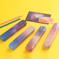 harga Space Tin Pencil Case / Tempat Pensil / Kotak Pensil Timah Tokopedia.com