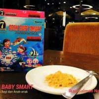 ABON BABY SMART - IKAN SALMON NORWEGIA