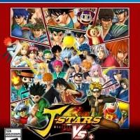 PS4 J-Stars Victory Vs + R1