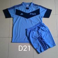 Kaos Futsal Adidas Setelan D21 - Jogja Online Pedia