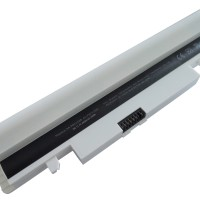 Baterai netbook Samsung N148 N150 series high capacity(putih)