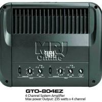 JBL Power Amplifier GTO-804EZ 4ch
