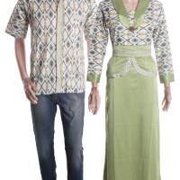 harga Batik Couple / Sarimbit Gamis Sekar Pita Tokopedia.com