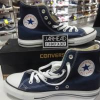 harga Sepatu Converse All Star (High) Navy Blue Original Tokopedia.com