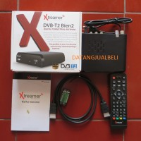 Xtreamer Set Top Box DVB-T2 BIEN Media Player TV Digital Multimedia