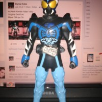 "Kamen Rider OOO ""Shauta Combo"""
