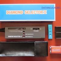 Jual Alat test penguji keaslian berlian Diamond Tester Diamond Selector II Murah