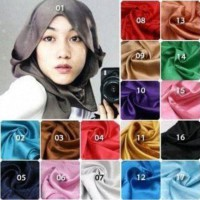 BELLE SHOP SOLO: PASHMINA TURKEY SATIN/ PASMINA VELVET
