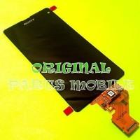Lcd (1 Set  Touchscreen) Sony Xperia Z1 Compact (m51w/z1c/d5503)