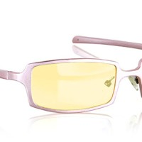 Gunnar Eyewear Anime Amber Pale Rose