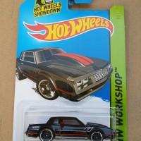 Hot Wheels 86 Monte Carlo SS