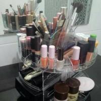 Glam Caddy Rak Rias Cosmetic Organizer