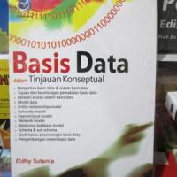 Basis Data dalam Tinjauan Konseptual