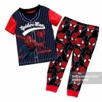 harga Baby Gap Pajamas - Spiderman With White Stripe Tokopedia.com