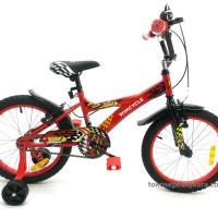 harga Wimcycle Bmx 18 Vr-1 Merah (wb18 12m). Tokopedia.com