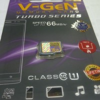 Memory Card Micro SD V-Gen VGen 16GB SDHC | SD HC Class 10 Class10 16 GB
