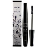 NYX Doll Eye Mascara - Waterproof Extreme Black