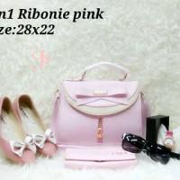 5 in 1 Ribonie pink