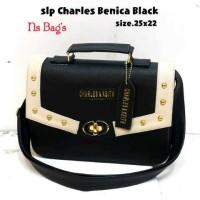 Tas sll Charles Benica Black