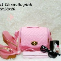 5 in 1 Ch Savilo Pink