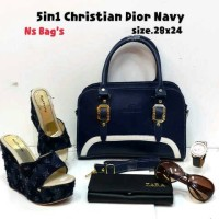 5 in 1 Christian Dior Navy