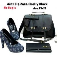 4 in 1 Slp Zara Chelly Black