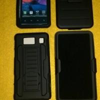 Hybrid Armor Hard Soft Case Motorola Droid Razr  Maxx HD XT925/XT926