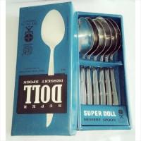 Sendok Makan Super Doll 1 Box (6 Pcs)
