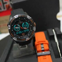 harga Jam Tangan Ripcul Orbit Dua Time Black Tokopedia.com