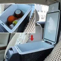 kulkas mini lemari es pendingin freezer warmer car mobil organizer