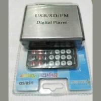 Digital Player dan FM Radio