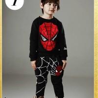 GW SE4 I Teen ~ 2pc SpiderMan