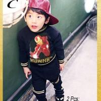 GW SE4 E Kids ~ 2pc Iron Man