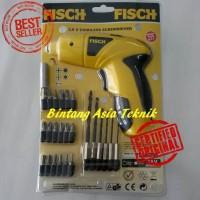 Fisch Cordless Screwdriver TS601200 (Obeng Elektrik)