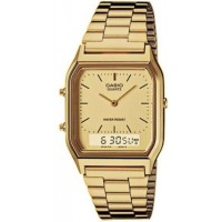 CASIO AQ230-GOLD