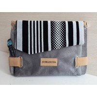 Small Bag Zonanova - Megan Zebra