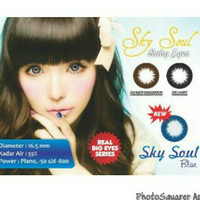 SKY SOUL BABY EYE BLUE (NORMAL ONLY)