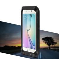 Casing Love Mei Lunatik Samsung Galaxy S6 Edge Powerful Case