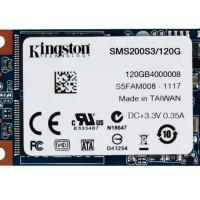 Kingston Hardisk SSD SSD MSATA 120 GB (SMS200S3/120G)