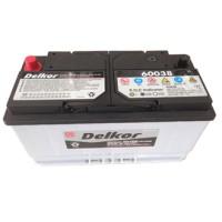 harga Delkor Aki 60038 100ah Mf Calcium Battery Silver (60038) Tokopedia.com