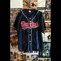 harga jersey baseball newyork biru tua Tokopedia.com