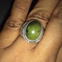 cincin batu akik giok papua