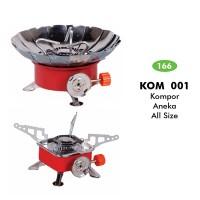 Kompor Portable Gunung / Trekking Murah - Berkualitas - KOM 001