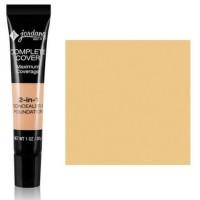 Jordana - Complete 2-in-1 Concealer and Foundation - Golden Beige